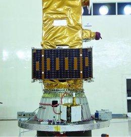 El satélite brasileño 'Amazonia 1'