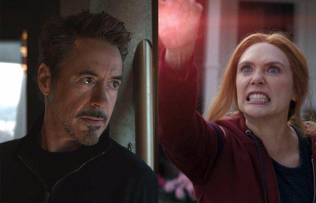 WandaVision demuestra/prueba que Iron Man tenía razón en Civil War