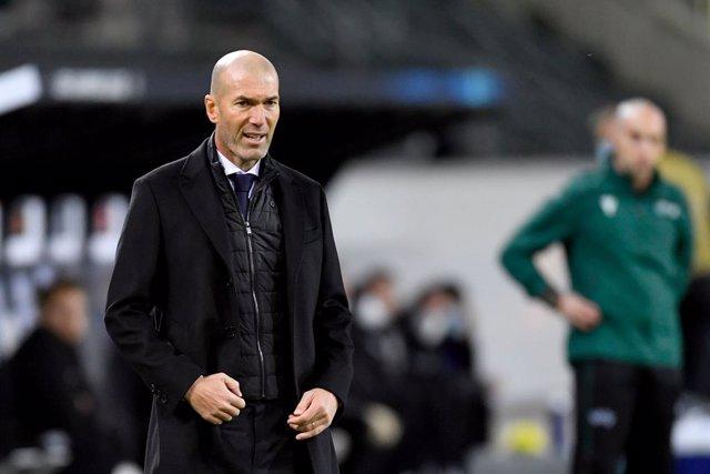 Archivo - Arxiu - Zinédine Zidane