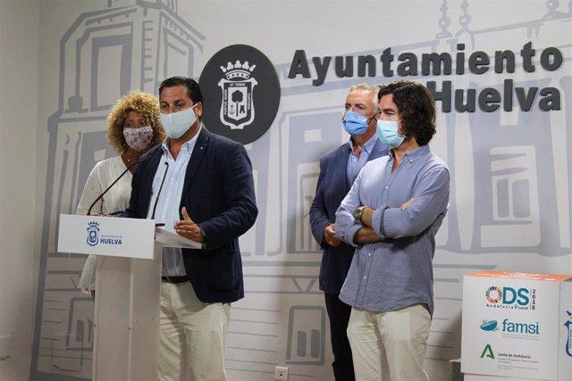 Archivo - Huelva.- El PP pide la convocatoria extraordinaria del Consejo Municipal Escolar para planificar la vuelta a las aulas