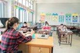 Foto: Conoce las nuevas medidas sanitarias frente al coronavirus en clase