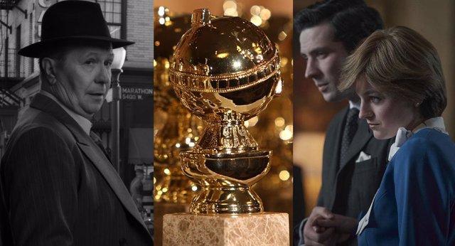 Lista completa de nominados a los Globos de Oro (GoldenGlobes)