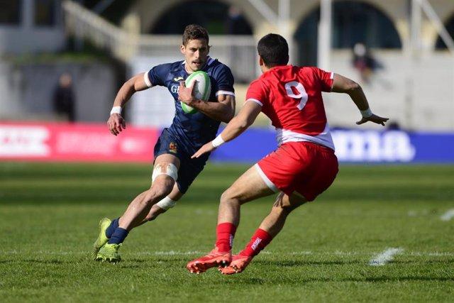 Rugby. Fantástico Cierre Del Madrid Rugby 7S, Con Argentina Y Rusia Repitiendo Oro