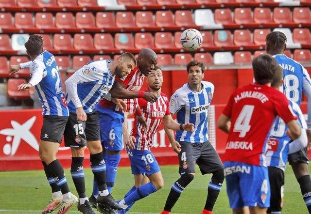 Sporting - Espanyol