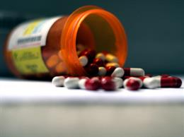 Archivo - Antidepresivos