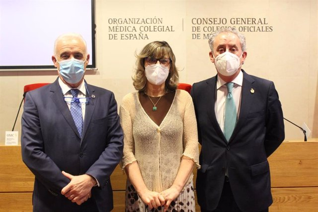 Tomás Cobo, nuevo presidente del Consejo General de Colegios Oficiales de Médicos