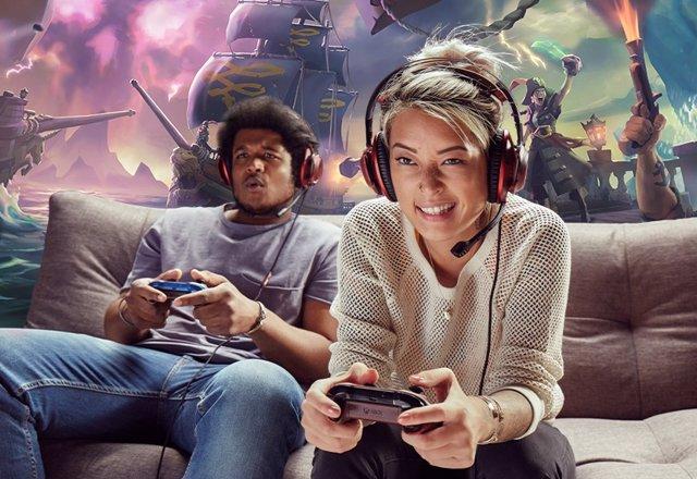 Archivo - Recurso juego en Xbox