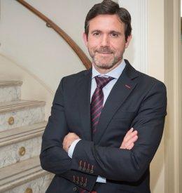 Archivo - El presidente de Confecomerç, Rafael Torres
