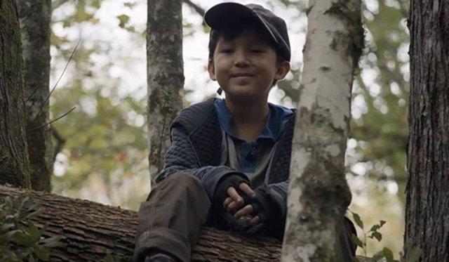 """Hershel Rhee en The Walking Dead 10x17: """"Es un mini Gleen"""""""