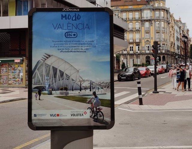 Archivo - València activa el modo on