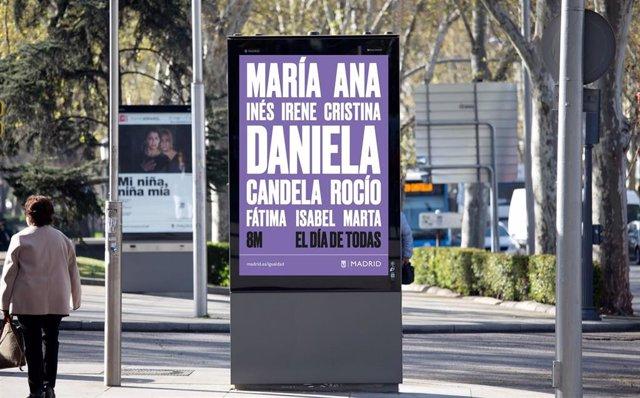 El Ayuntamiento celebra el 8M con una campaña con el lema 'El día de todas'