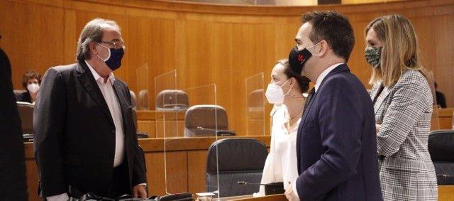Hacienda refinancia 1.355 millones de euros para ahorrar más de 45 millones de intereses a las arcas aragonesas.