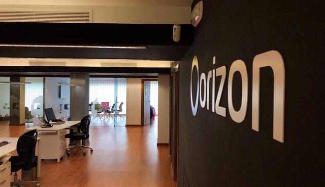 Oficina de la compañía tecnológica Orizon