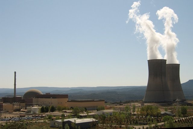 Archivo - Central nuclear de Trillo