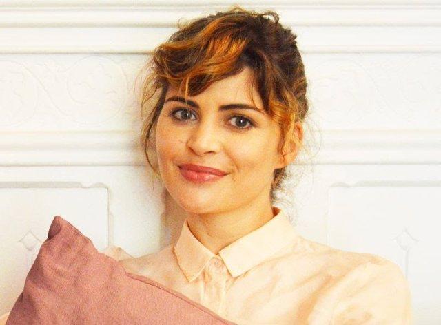 La escritora y artista Alicia Kopf