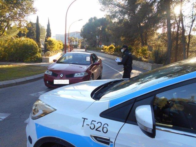 Archivo - Arxive - Control de la Policia de la Generalitat