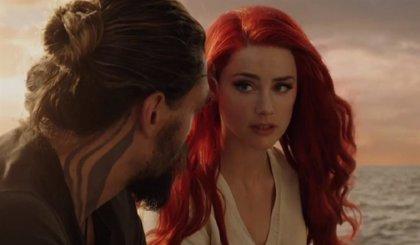 ¿Despedida Amber Heard de Aquaman 2 por su mala forma física?