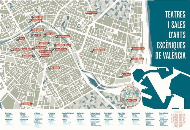 Ndp+ Foto Mapa Teatral De València