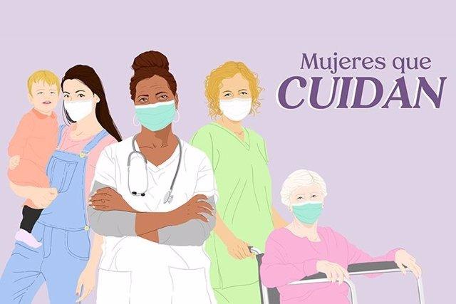 Las enfermeras, auxiliares de geriatría y maestras de educación
