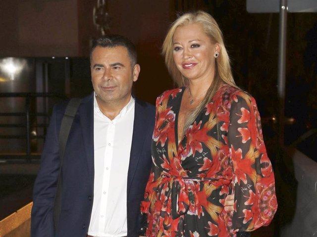 Archivo - Jorge Javir Vázquez estalla ante la actitud de Belén Esteban