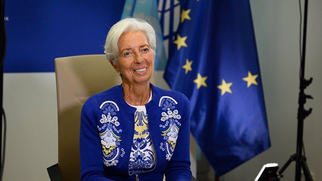 """Lagarde (BCE) pide mantener el apoyo a las pymes """"tanto como sea necesario"""""""
