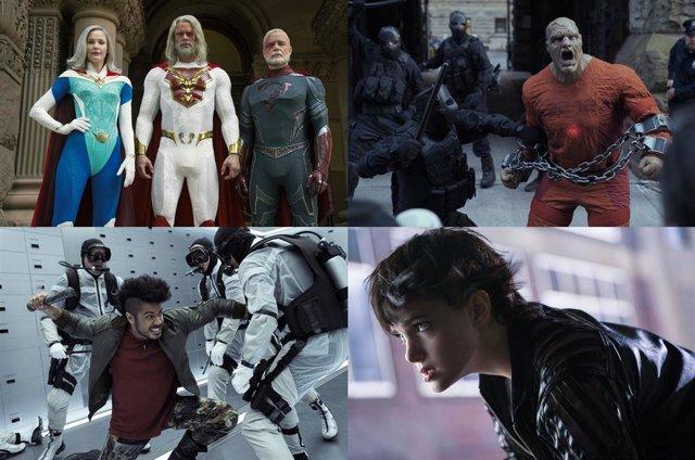 Archivo - Jupiter's Legacy la nueva serie de superhéroes de Netflix
