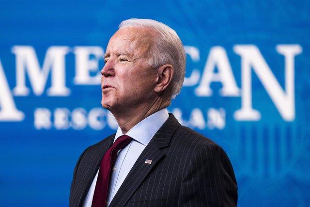 El presidente de Estados Unidos, Joe Biden