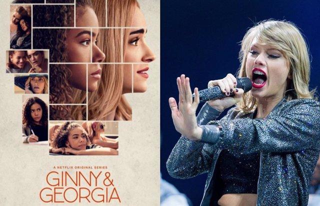 """Taylor Swift crítica duramente a Netflix por un chiste """"sexista"""" sobre ella en la serie 'Ginny y Georgia'"""