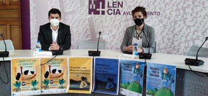 Una exposición, juegos, un concurso en Tik Tok y la lectura del manifiesto, actividades del 8M en Palencia