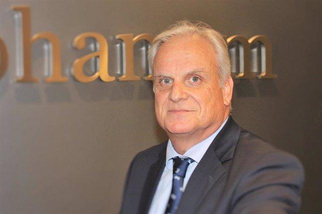 Carlos Valverde se incorpora a Diaphanum como director de la nueva oficina de Murcia