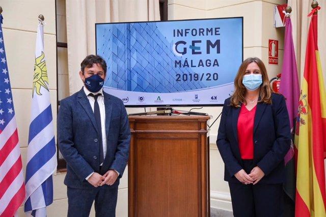Presentación Informe GEM Málaga