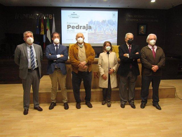 Presentación Premio de PIntura Francisco Pedraja
