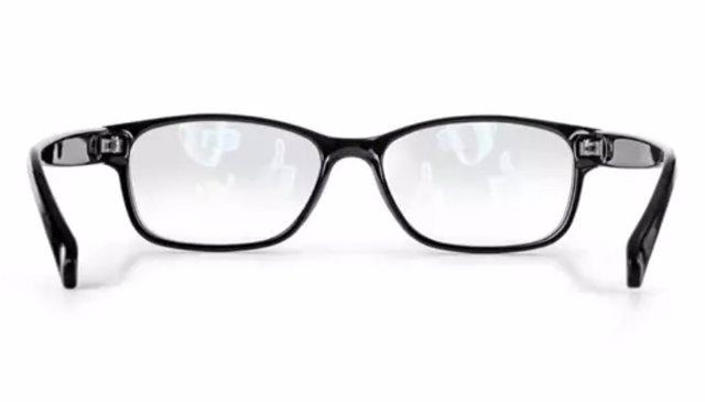Concepto de gafas inteligentes presentado en 2016