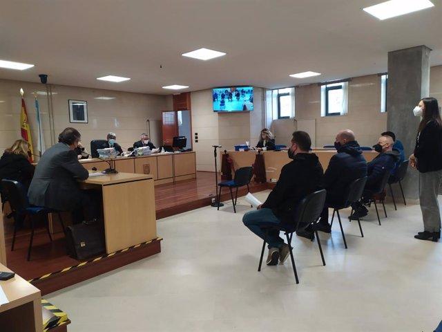 Juicio contra cuatro ciudadanos búlgaros que constituyeron un grupo criminal dedicado al tráfico de cocaína entre España y su país de origen