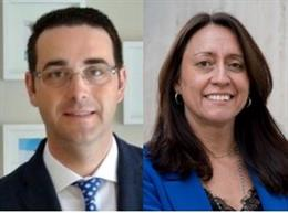 Pau Arbós y Marta Velázquez, nuevos directores de Unidades de negocio VIH y Hepatitis/Covid de Gilead España