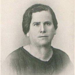 María Domínguez, primera alcaldesa democrática de España.