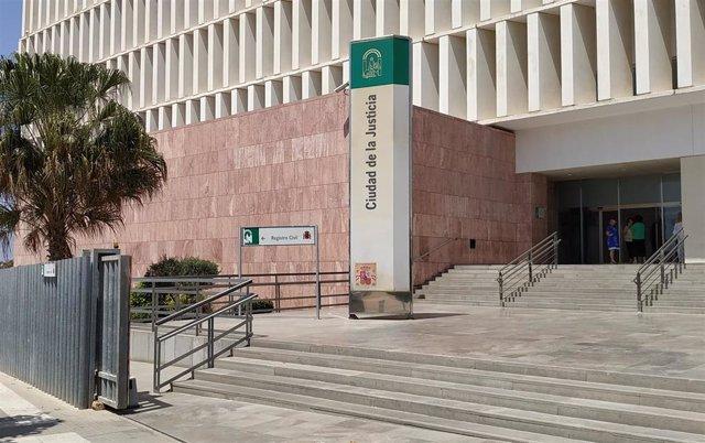 Archivo - Ciudad de la Justicia de Málaga