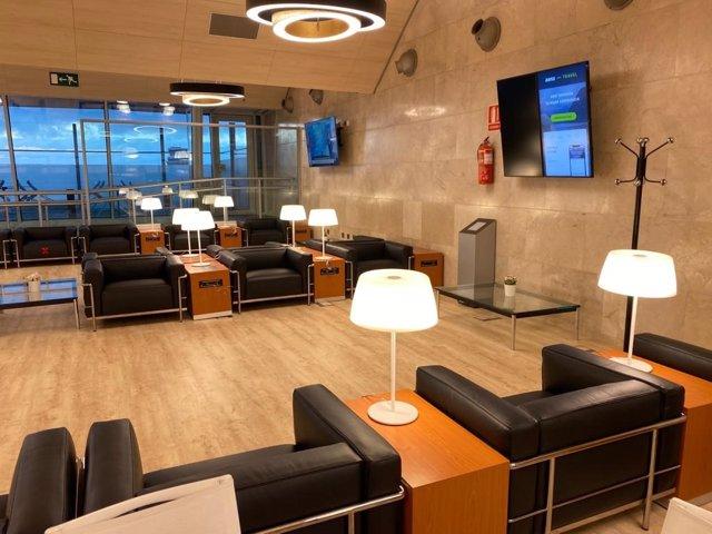 Sala VIP Nivaria del Aeropuerto de Tenerife Norte - Ciudad de La Laguna