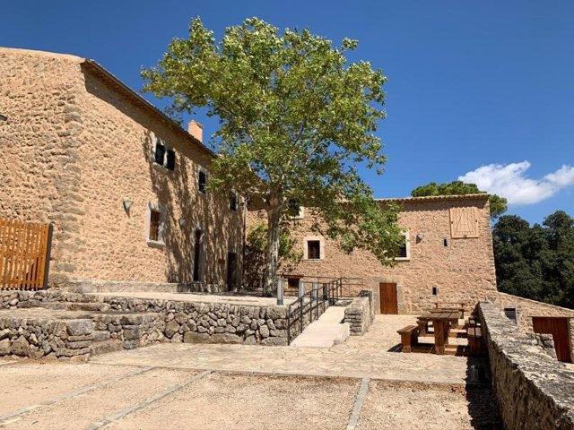 Refugio de Son Amer, en Escorca.