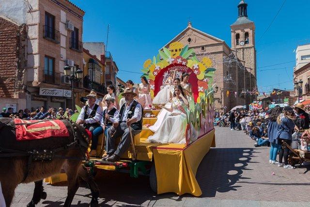 Ayto. Mora Nota De Prensa Sobre La Suspensión De Las Fiesta Del Olivo En 2021