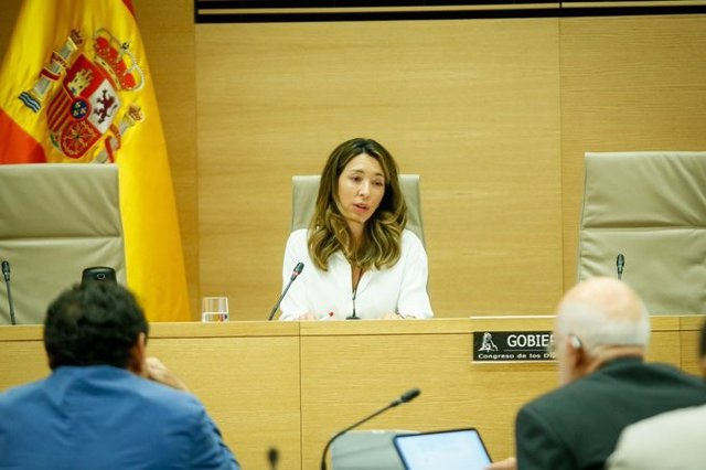Archivo - Xiana Méndez, secretaria de Estado de Comercio