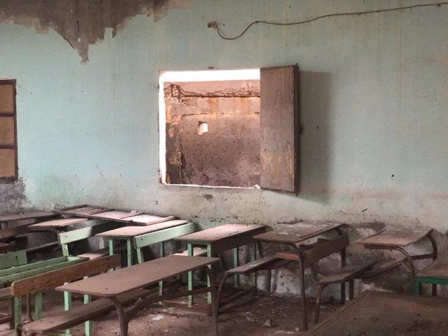La ULL rehabilitará una escuela en Senegal