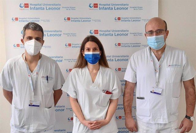 El Hospital Universitario Infanta Leonor coordina un ensayo clínico con heparina en pacientes con COVID-19