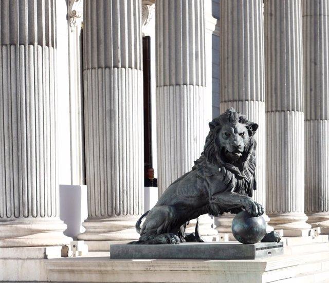 Archivo - León del Congreso