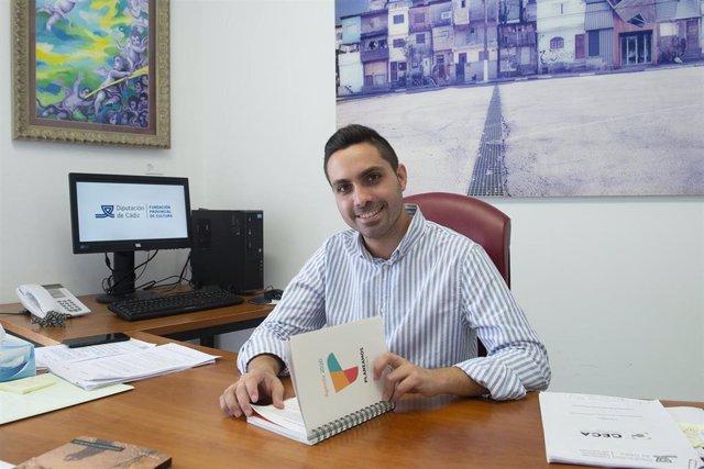 Archivo - Antonio González Mellado, diputado provincial de Cultura