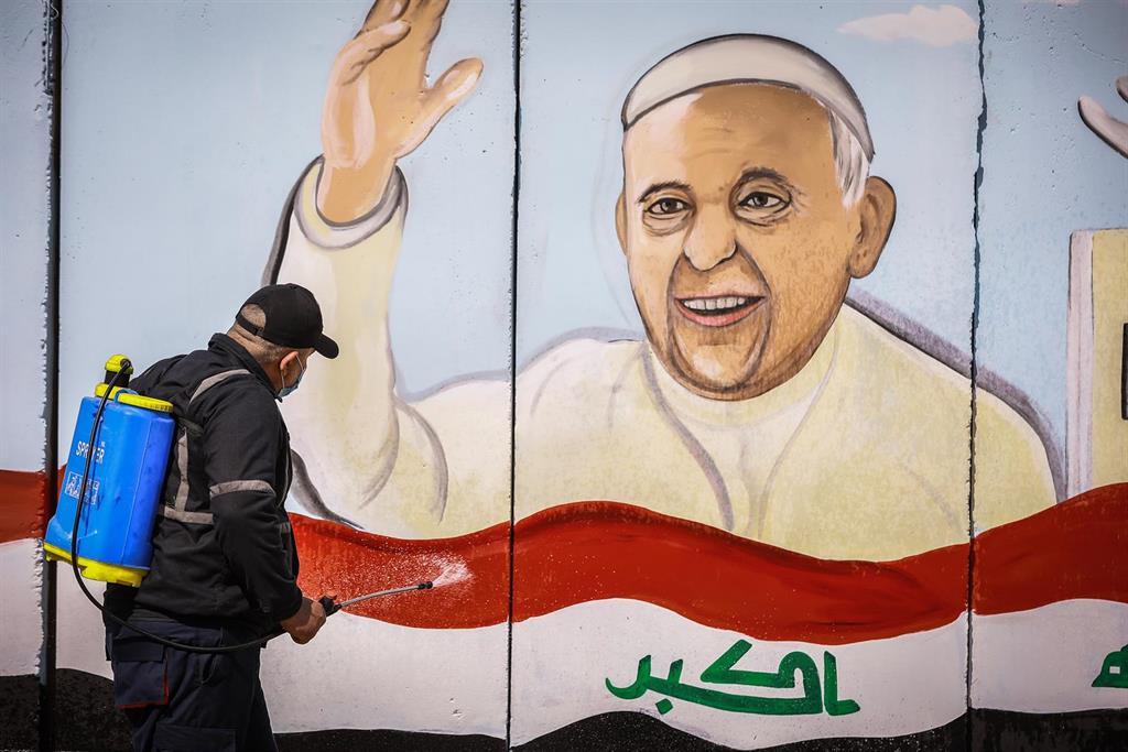 El Papa viaja el viernes Irak para mostrar su cercanía y consuelo a los cristianos perseguidos