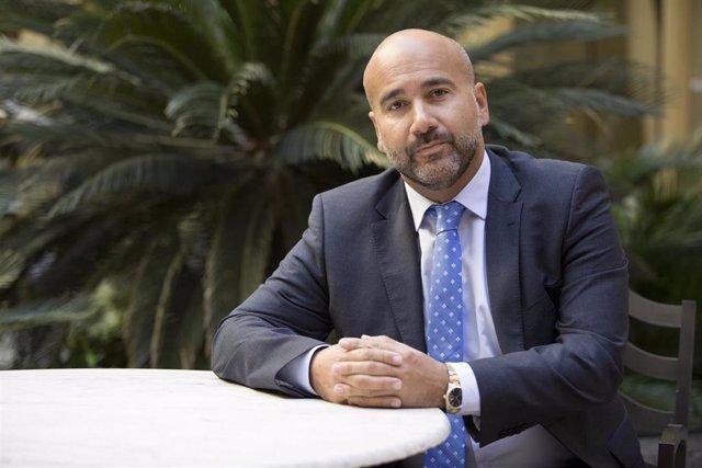 El CEO de Enimbos, Javier de la Cuerda