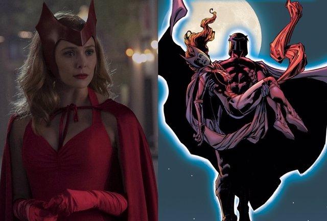WandaVision: ¿Será Magneto quien salve a Bruja Escarlata y Visión?