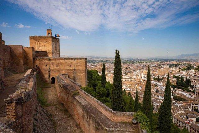Archivo - La Alhambra, en imagen de archivo