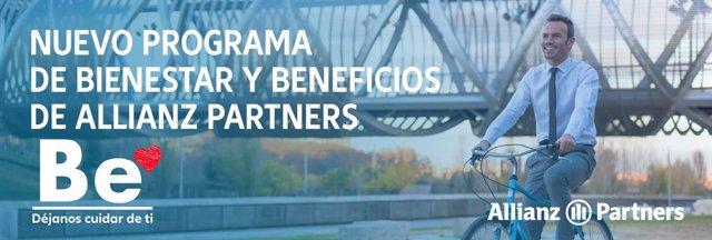 Nuevo programa global de bienestar y beneficios de Allianz Partners